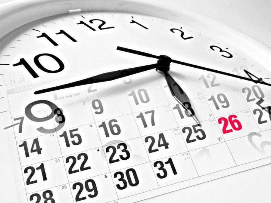 Husk at du skal bestille tid til borgerservice