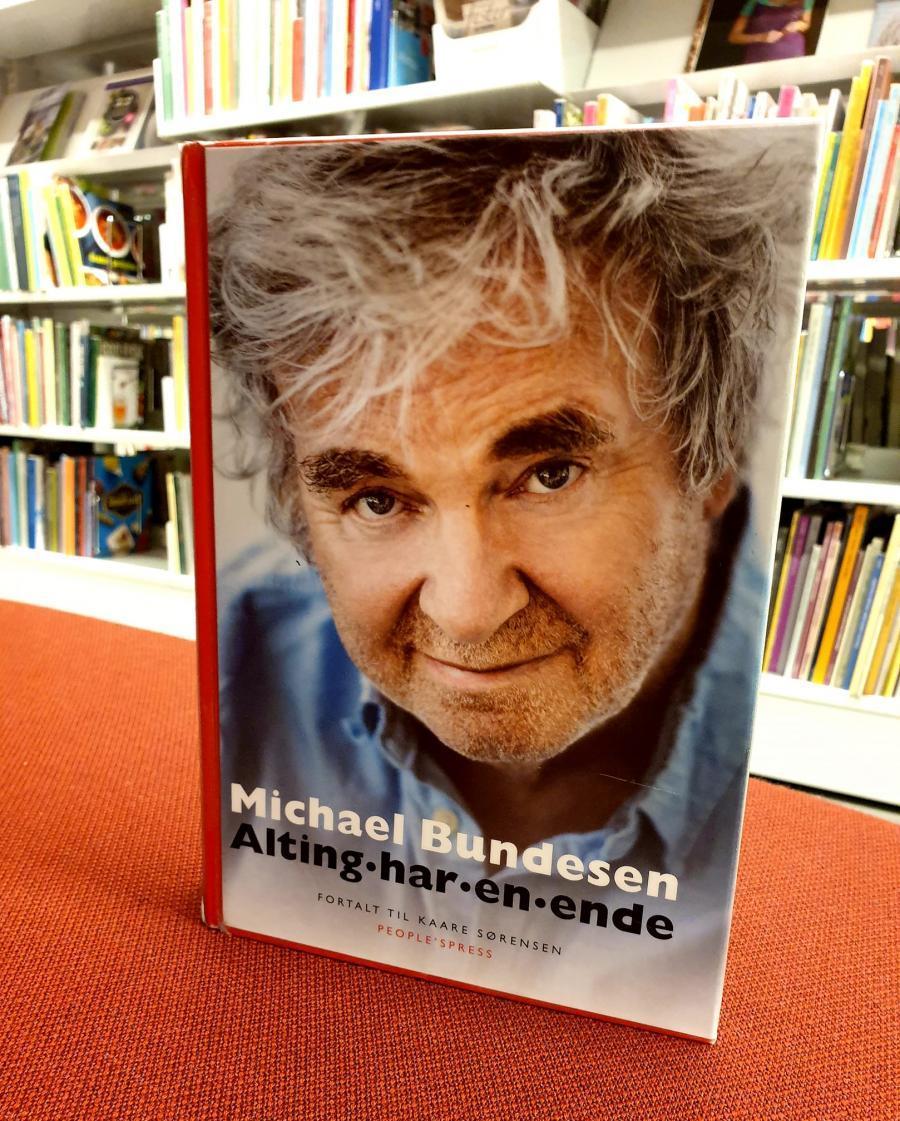 Michael Bundesen død