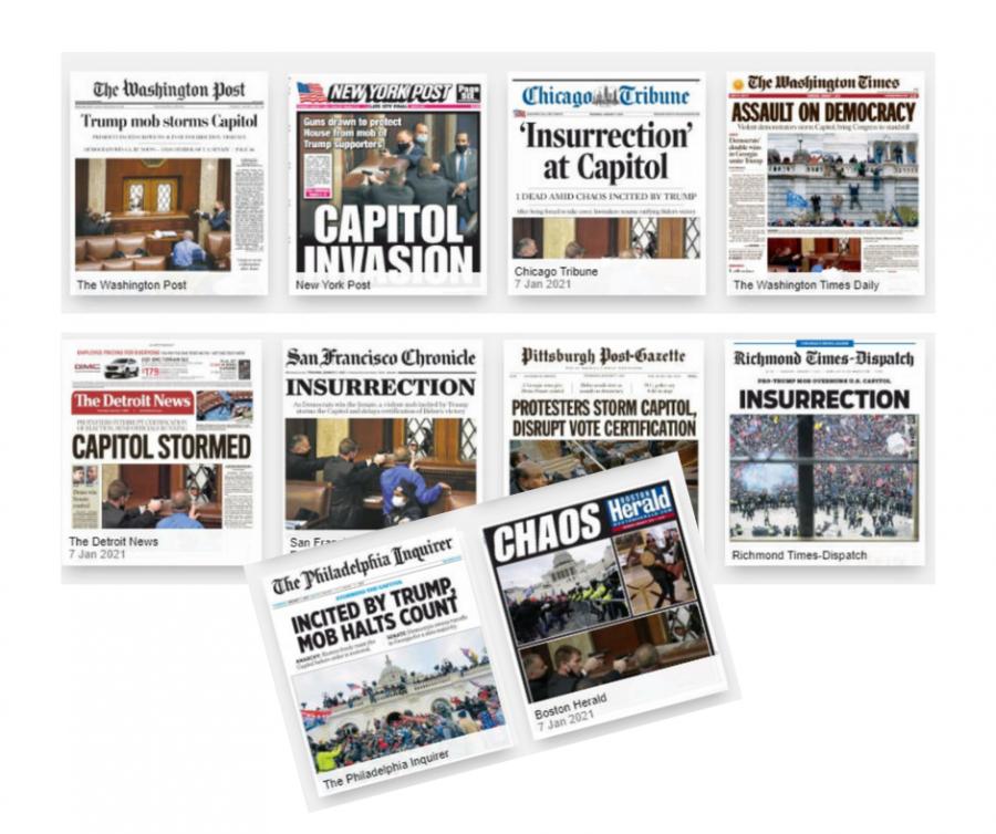 Amerikanske aviser