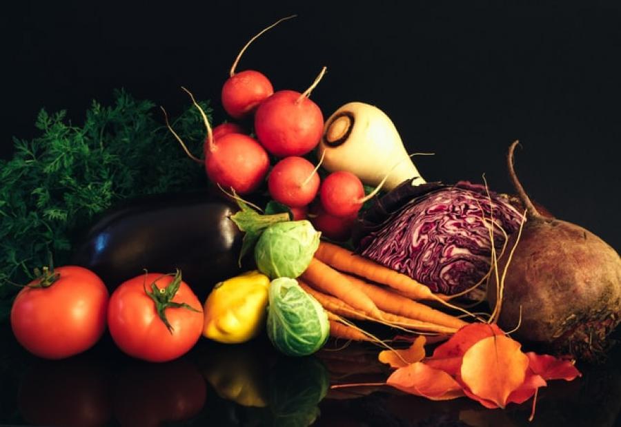 Diverse grønsager