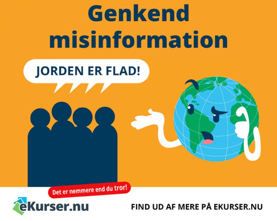 Fake news: Genkend misinformation