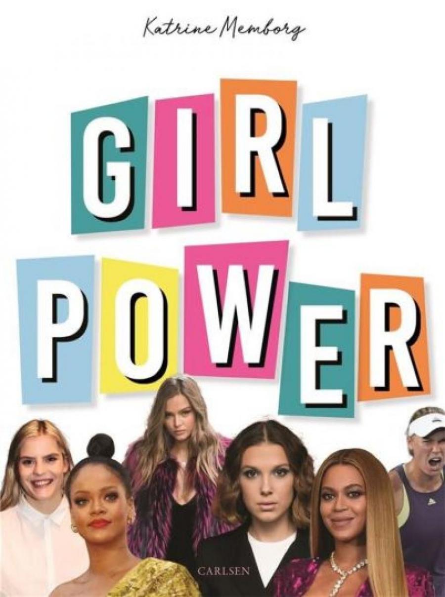 Forside af bogen Girlpower
