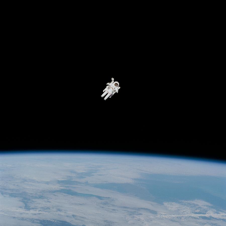 Foto af NASA