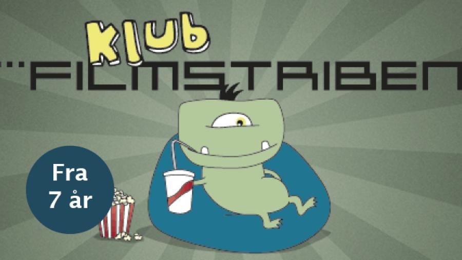 klub filmstriben logo